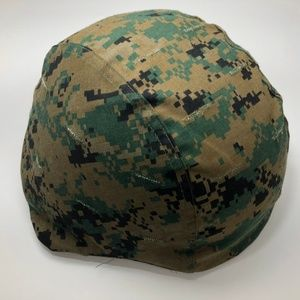 USA Combat Army Helmet With Chin Straps